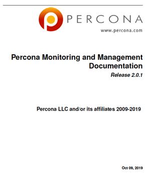 PerconaMonitoringAndManagement_2.0.1