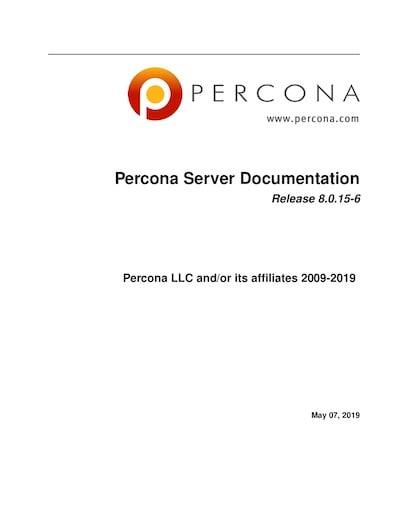 PerconaServer-8.0.15-6
