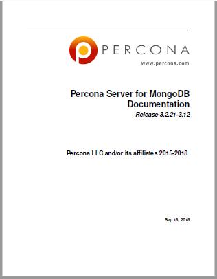 Percona-Server-for-MongoDB-3.2.21-3.12