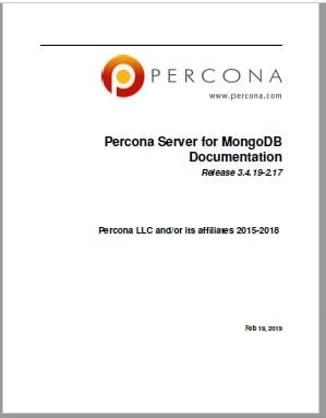 Percona-Server-for-MongoDB-3.4.19-2.17