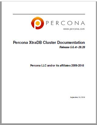 PerconaXtraDBCluster-5.6.41-28.28