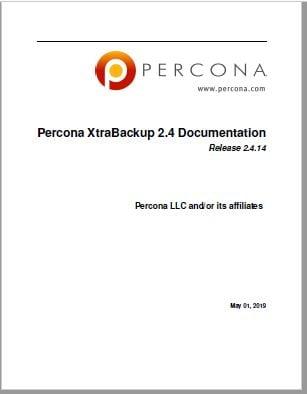 PerconaXtraBackup-2.4.14
