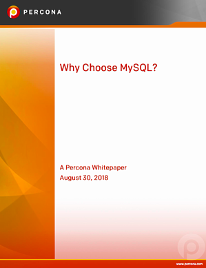 Why Choose MySQL